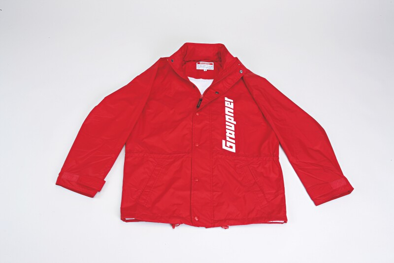 Sportjacke polyester
