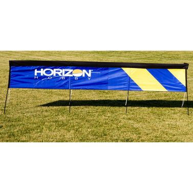 10 ft x 1.75 ft Jump Over Gate w/Stakes&#x3B; Horizon Logo