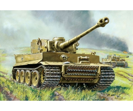 1:100 Tiger I - German Heavy Tank
