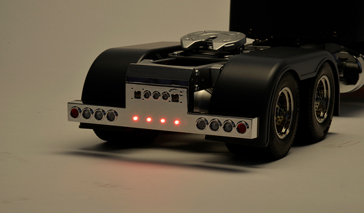 1:14 LED-Kit Grand Hauler (8+4) vo/hi