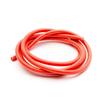 12AWG Silicone Wire 3, Red
