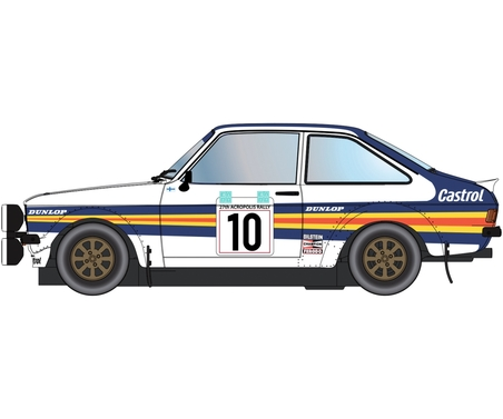 1:32 Ford Escort Mk.2 1980 Acrop. Rally
