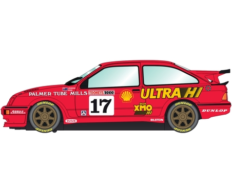 1:32 Ford Sierra RS500 17 1989 Bathurst