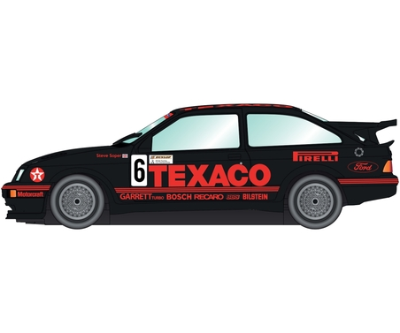 1:32 Ford Sierra RS500 Texaco 6 1988