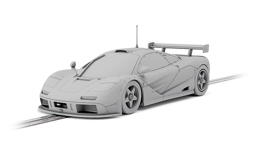1:32 McLaren F1 GTR LeMans 95 BBA Co. HD