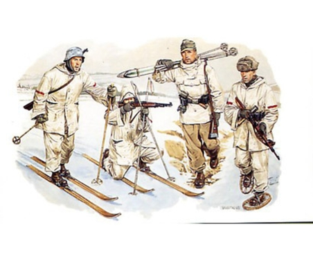 1:35 German Ski Troop