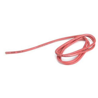 14AWG Silicone Wire 3. Red
