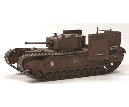 1:72 Churchill Mk.III Fitted for Wading