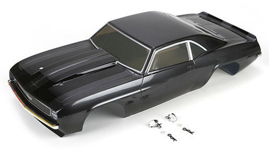 1969 Chevrolet Camaro RS Body Set Gun Metal