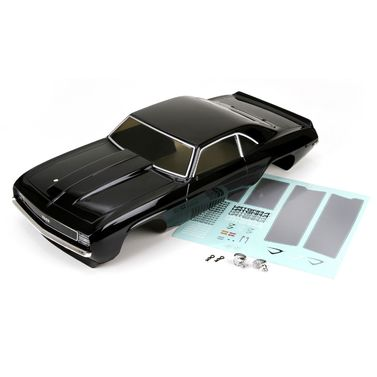1969 Chevrolet Camaro SS Body Set, Black: V100