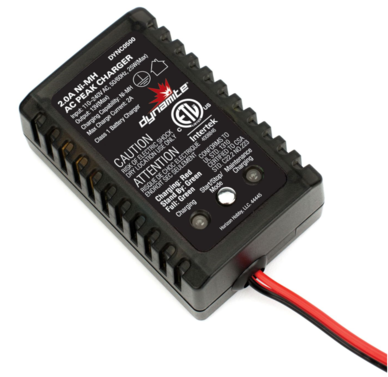 20W NiMH AC Battery Charger, EU