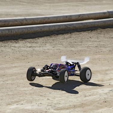 22 3.0 MM Race Kit: 1/10 2WD Buggy