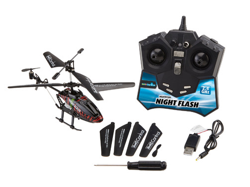Revell Technik RC Helicopter NIGHT FLASH