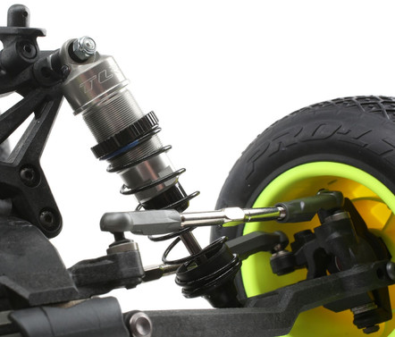 Yellow TLR 22 3.0 MM 1//10 2WD Buggy TLR5167 Rear Shock Spring 2.0 Rate