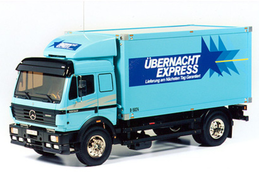 RC trucks and truck models - Modellsport Schweighofer