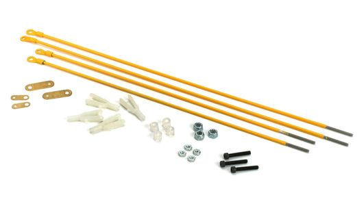 25% J-3 Cub Tail Flying Wire Set