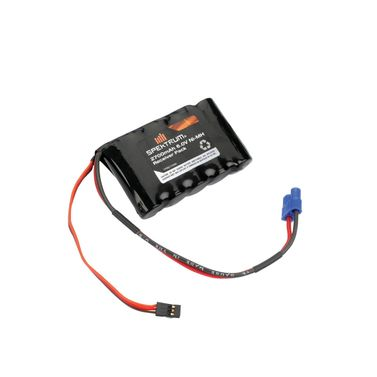 2700mAh 6.0V NiMH Receiver Pack