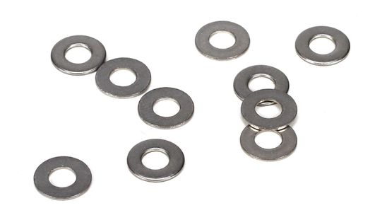 3.2mm x 7mm x .5mm Washer (10)
