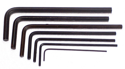 Dynamite DYN2930 4-Piece Metric Hex Wrench Set with Handle
