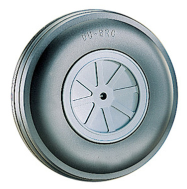 "4"" Dia Treaded Lightwgt Wheel (1 per card)"