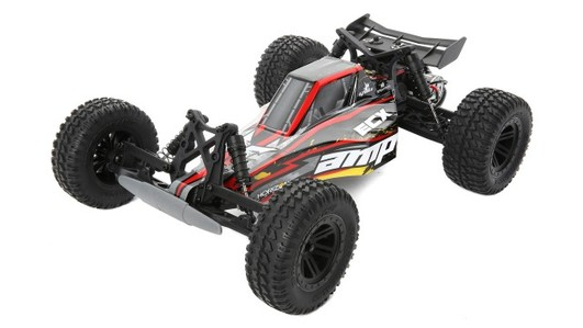AMP MT 1:10 2WD Desert Buggy:Black/Yellow RTR INT