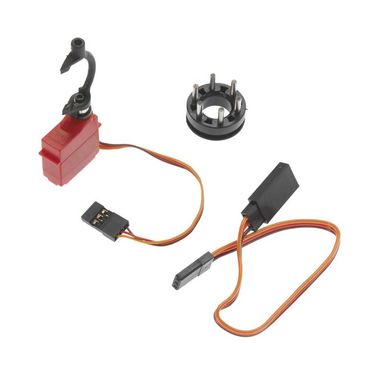 AR390103 ADS-08 Diff Locking Servo Set Nero