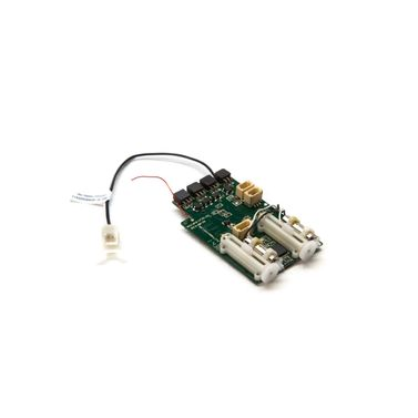 AS6410Q DSMX 6Ch UM AS3X Receiver w/Quad motor ESC