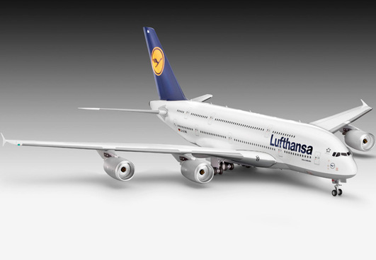 airbus a380 800 lufthansa modellsport schweighofer. Black Bedroom Furniture Sets. Home Design Ideas