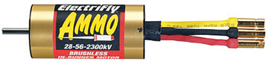 Ammo 28-56-1530 kV Brushless Motor Innenläufer
