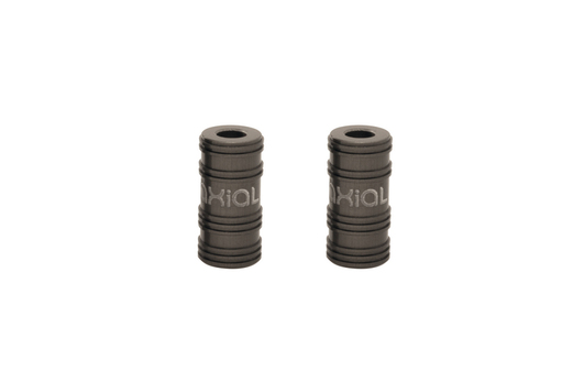 Axial Hard Anodized Aluminum Shock Reservoir (2pcs)