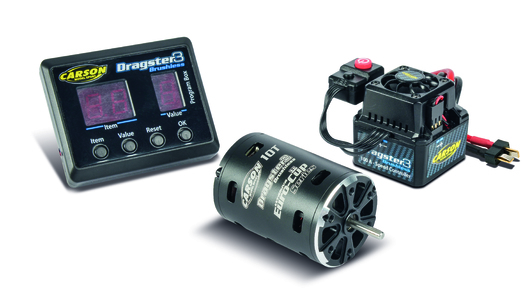 BL-Set Dragster-3 10T