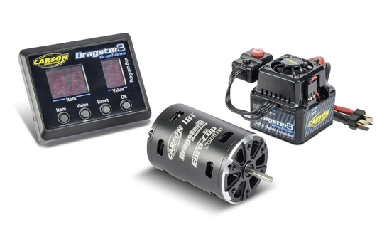 BL-Set Dragster-3 18T