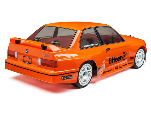 BMW M3 E30 Karosserie orange lackiert 200mm