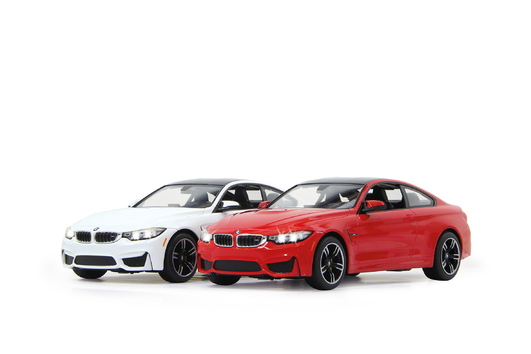 BMW M4 Coupe 1:14 rot 27Mhz