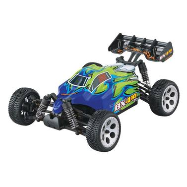 BX4.18BL Buggy 1:18 Brushless 2.4GHz RTR