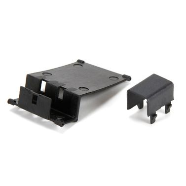 Battery Holder w/ Covers: 1:24 4WD Temper
