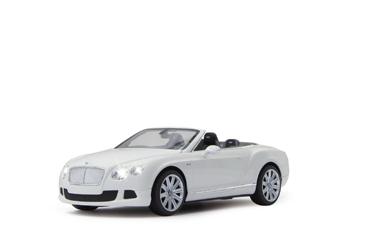 Bentley ContinentalGT SpeedConv.1:12weiß