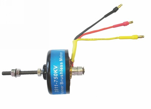 Brushless Motor zu CHEEKY BADGER