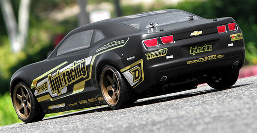 Camaro 2010 Sprint 2 Drift 1:10 RTR 2.4 GHz