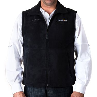 Cathedral Peak Vest Black Large