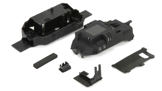 Chassis Set Micro SCTE, Rally X