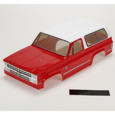 Chevy Blazer K5 4x4 Body Set Painted