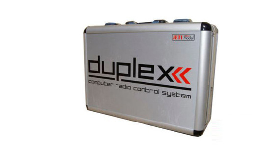 DC-14 Mode duplex 2.4 GHz Jeti Mode 5