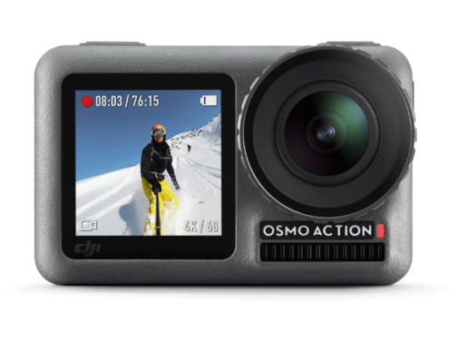 DJI Osmo Action - DJI Actionkamera 4K