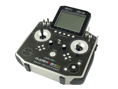 DS-16 Carbon Line 2.4 GHz Jeti Mode 5