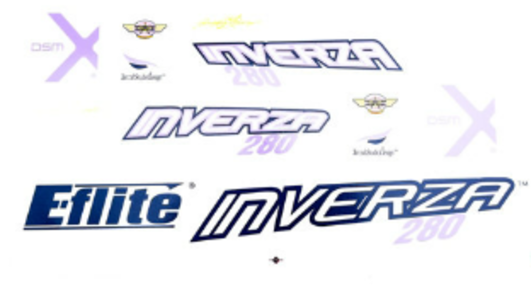 Decal Set Inverza 280