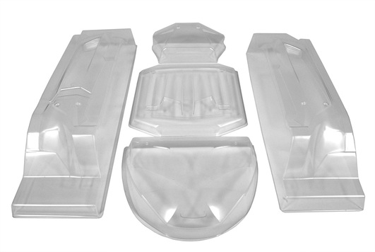 EXO Terra Buggy Body - .040 (Clear)