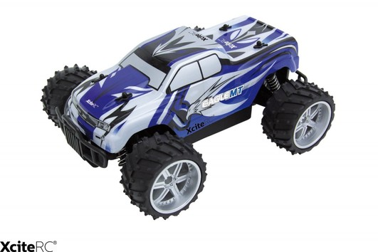 Eagle Monster Truck 2WD 1:26 RTR Blau