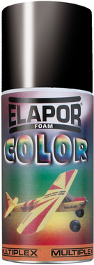 Elapor-Color Neon red 150 ml