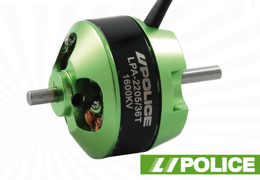 Electric Engine LiPolice LP-2205/32T-1800KV